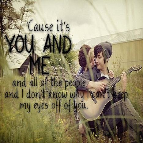 I can't keep my eyes off | Zquotes | Love Quotes | Scoop.it