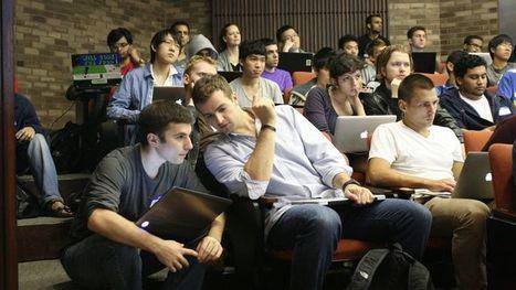 La fracture numérique touche aussi les jeunes | TUICE_Université_Secondaire | Scoop.it