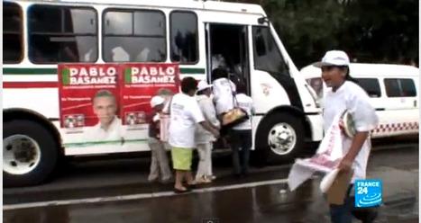 Pulso Ciudadano   Televisión francesa muestra compra de voto del PRI en Tlalnepantla: video   Medios De Comunicación Digitales   Scoop.it