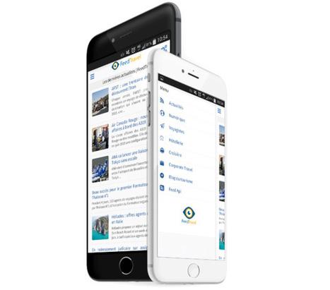 FeedTravel, l'appli veille info des médias du tourisme B2B   Voyages et Tourisme   Scoop.it