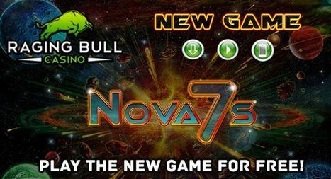 Nova 7S Video Slot Review - Casino Bonus Tips | Casino Bonus Tips | Scoop.it