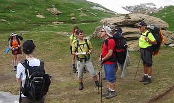 Las montañas aragonesas tendrán este verano 350 puntos de información | Vallée d'Aure - Pyrénées | Scoop.it