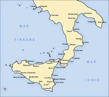 Il Regno: Hellenic Dawn   Southern Italian interests   Scoop.it
