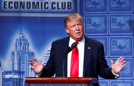 What Trump gets wrong about energy in America | The EcoPlum Daily | Scoop.it