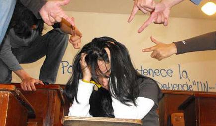 El Bullying, una nueva mala palabra para definir la violencia escolar ... | La violencia en la escuela | Scoop.it