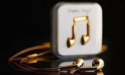 11.000 euros por unos auriculares | Noticias de Joyería | Scoop.it