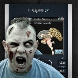 Zombies Infiltrate Classrooms To Bring STEM Back To Life   8th Grade STEM   Scoop.it