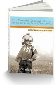 The Essential Training Manual for Leaders of Small Nonprofits | Information Science | Scoop.it