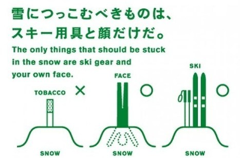 Funny Signs - Japanese Ski Fields | The Travel Tart Blog | Funny Signs | Scoop.it
