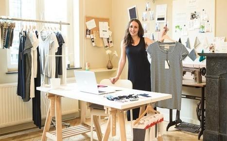 Rencontre avec Stéphanie Fellen (Promo 2009), créatrice de l'e-shop éthique Made & More (Flair - Aout/Septembre) | Alumni HEC Liège | Scoop.it