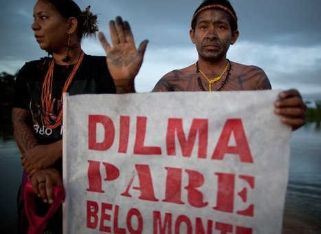 Indígenas desocupan obras de represa Belo Monte, en Amazonia brasileña | La Prensa (Nicaragua) | Kiosque du monde : Amériques | Scoop.it