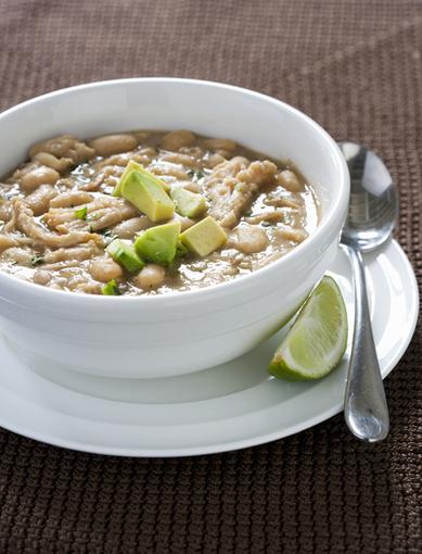 Super Bowl Recipe: White Bean Chowder | 4-Hour Body Bean Cookbook | Scoop.it
