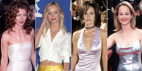 Emmys '90s Fashion Was A Thing Of Wonder (PHOTOS) - Huffington Post | Fashion History | Scoop.it