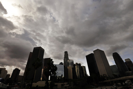 'Miracle May': Rain, thunderstorms forecast through Saturday - Los Angeles Times | Encouraging Stories | Scoop.it