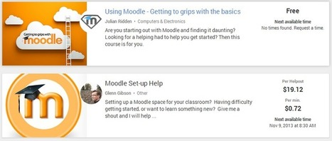 Google's Helpouts already have some Moodle experts available | Elearning & Moodle | Scoop.it