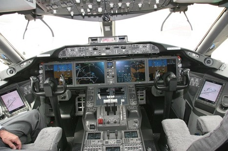 Dreamliner coming closer to reality for ANA pilots | Boeing Commercial Airplanes | Scoop.it