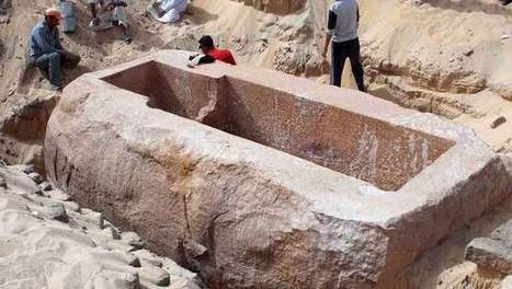 Graf van onbekende farao ontdekt in Abydos | achille | Scoop.it