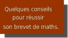 Brevet de mathématiques 2013 : sujets et corrigés du brevet de maths 2013. | Réviser le brevet des collèges | Scoop.it