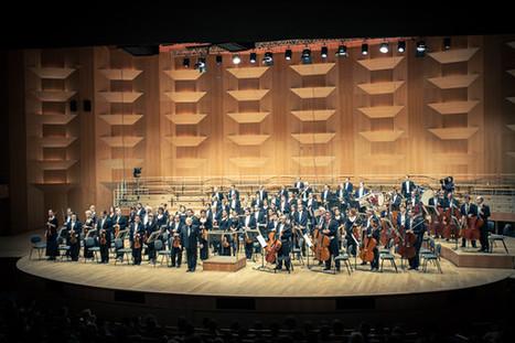 La tournée de l'Orchestre National de Lyon en Chine pour la nouvelle année 2014   Revue de presse - Auditorium ONL au 6 décembre 2013   Scoop.it