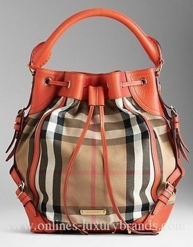 Burberry New Arrival Handbags 104 Orange [B003569] - $199.00 : Burberry Outlet Stores,Burberry Outlet Online,Cheap Burberry For Sale | Burberry | Scoop.it