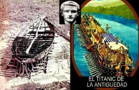 Noticias Mallorca: Los barcos de Calígula | Mundo Clásico | Scoop.it