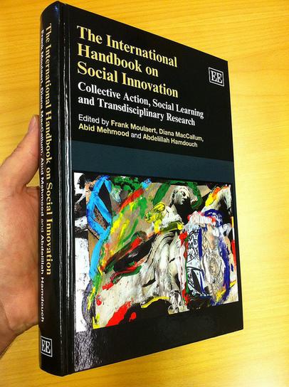 Mondragon case from the Social Innovation perspective > International Handbook of Social Innovation, Edward Elgar publishing « Igor Calzada   Berrikuntza soziala   Scoop.it