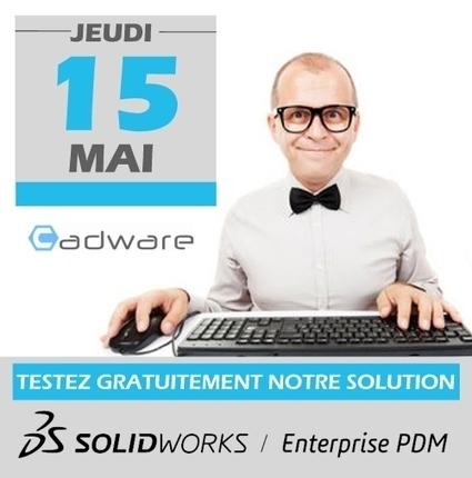 Atelier SolidWorks Enterprise PDM – Utilisateurs et Administrateurs | Logiciels CAO pour l'industrie | Scoop.it