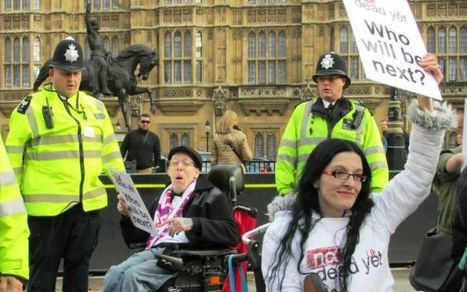 Relief after doctors maintain strong opposition to assisted suicide | Welfare, Disability, Politics and People's Right's | Scoop.it