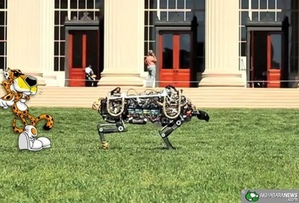 These Korean Guys Have Unleashed a Robot Cheetah!   Robots in Higher Education   Scoop.it