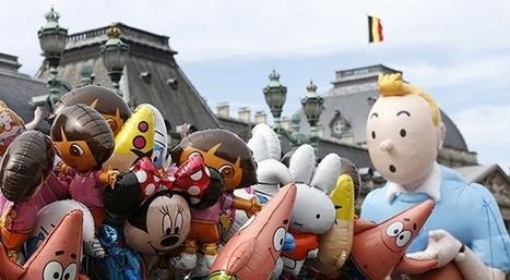 La Société Moulinsart peut-elle empêcher Tintin d'entrer dans le domaine public?   Slate   Médias, art, création et divertissement   Scoop.it