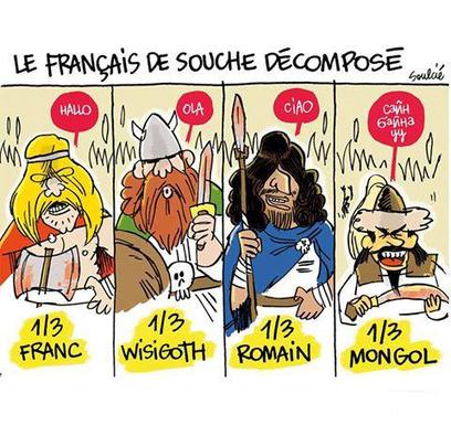Français de souche? Ah oui?! | 16s3d: Bestioles, opinions & pétitions | Scoop.it