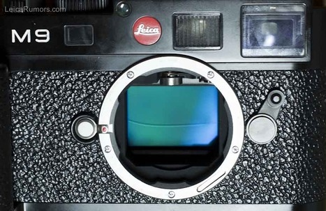 Ouch: My Leica M9 sensor cracked today | Photography Gear News | Scoop.it