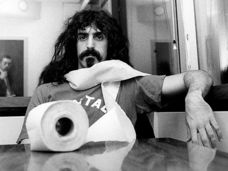 Frank Zappa's late 60′s / early 70′s LP's 'Uncle Meat' and 'Roxy ...   Zappa plays Zappa   Scoop.it