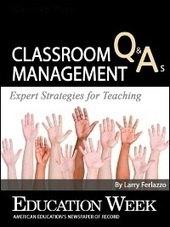 Classroom Management Q&As: Expert Strategies for Teaching - Education Week | Tech Teku Weekly 1 -JPN | Scoop.it