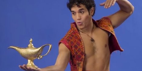 'Aladdin' On Broadway Faces Backlash From Arab-Americans - Huffington Post | Broadway | Scoop.it