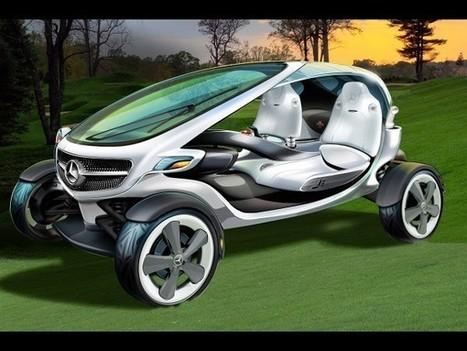 Mercedes se lance dans la voiturette de golf | Golf News by Mygolfexpert.com | Scoop.it