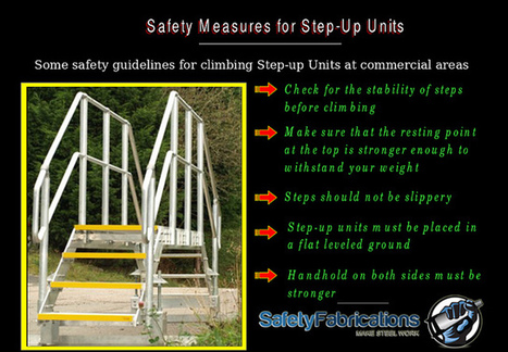 Step-Up Units Safety | Safety Access Ladders | Scoop.it