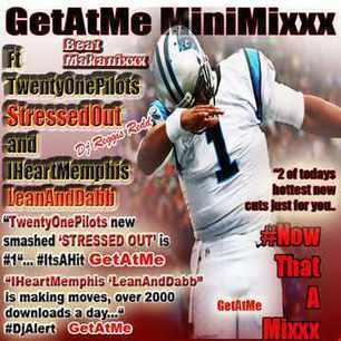 GetAtMe - GetAtMeMiniMixxx ft TwentyOnePilots and IheartMemphis | GetAtMe | Scoop.it