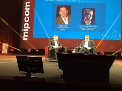Liveblog: Netflix's Ted Sarandos at MIPCOM 2014   screen seriality   Scoop.it