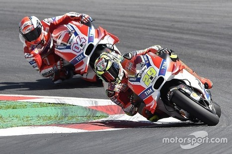 "Dovizioso: ""I won't miss Iannone's lack of respect"" 
