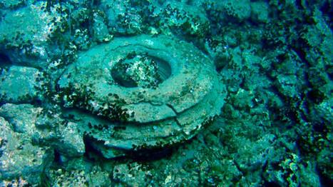 Impressive sunken building discovered in Zakynthos | Αρχαιολογία Online | Archaeologia Online | Scoop.it
