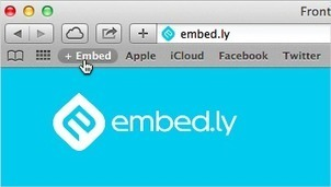 Embed.ly : embarquer joliment n'importe quel contenu sur votre site web   Time to Learn   Scoop.it