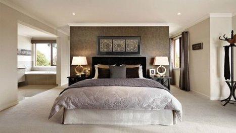9 idées simples pour éclairer une chambre sombre   Décoration maison intérieure et extérieure   Scoop.it
