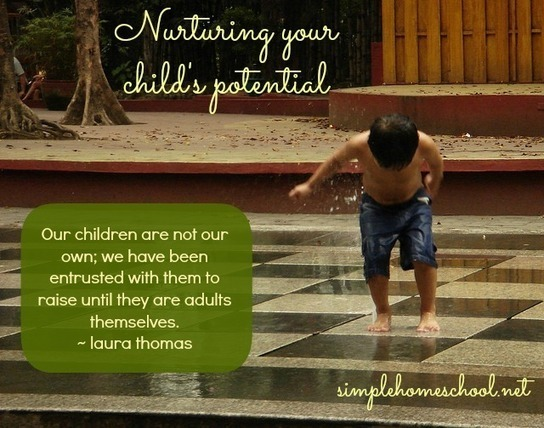 Nurturing your child's potential | Homeschoolin...