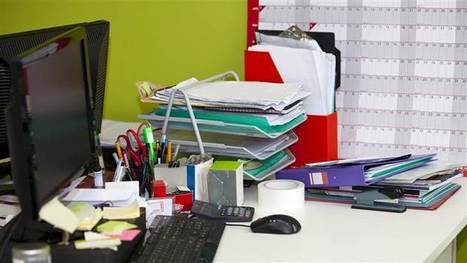 Why can't you get organized? 6 reasons you're doing it wrong | Life @ Work | Scoop.it