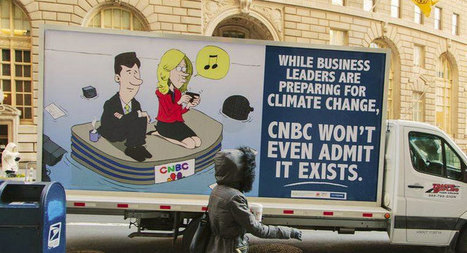 """CNBC Caught Soliciting Writer To Claim Global Warming Is A """"Hoax"""" 