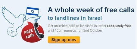 Free Calls to Israel | Free VoIP Calls | Scoop.it