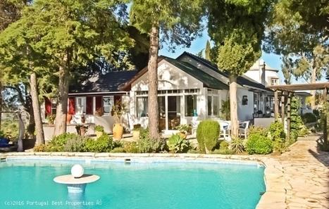 3 bedroom Villa with pool in S. Bras de Alportel, S. Brás de Alportel | Portugal Best Properties | Scoop.it
