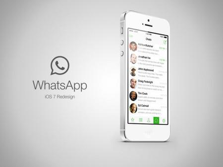 WhatsApp per iOS 7 sempre più vicino: spuntano nuove immagini! - iSpazio – IL Blog Italiano per le Notizie sull'iPhone 5 e sull'iPod Touch di Apple con recensioni di Applicazioni e Giochi App Store... | SMARTFY - Smartphone, Tablet e Tecnologia | Scoop.it