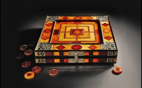 King Charles I chess board sells for record £600,000 | No Such Thing As The News | Scoop.it